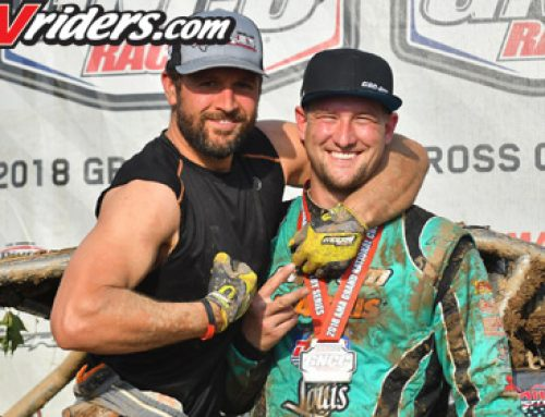 Hunter Miller Takes Fourth Staight GNCC Pro Podium