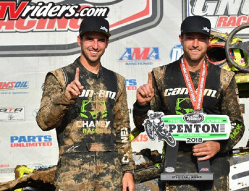 Can-Am's Kyle Chaney Takes Second Straight GNCC Win