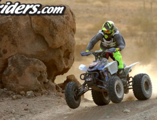 BEST IN THE DESERT Parker 250 ATV Race
