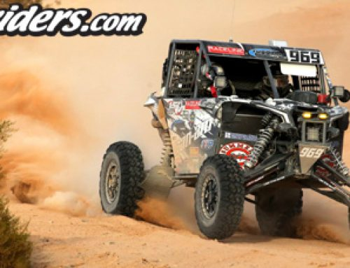 BEST IN THE DESERT Parker 250 UTV Race