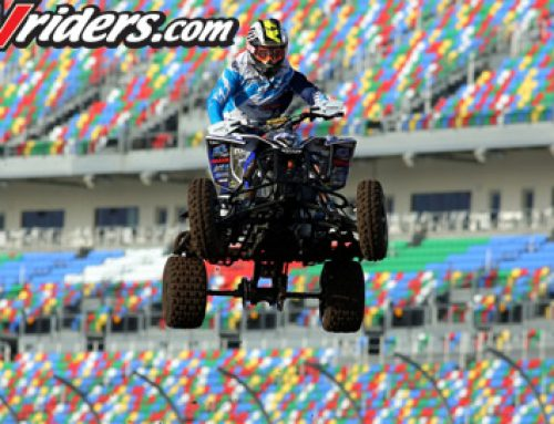 FLY ATV Supercross Daytona International Speedway Daytona, Florida