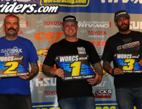 Brian Willison Clinches WORCS SXS Championship