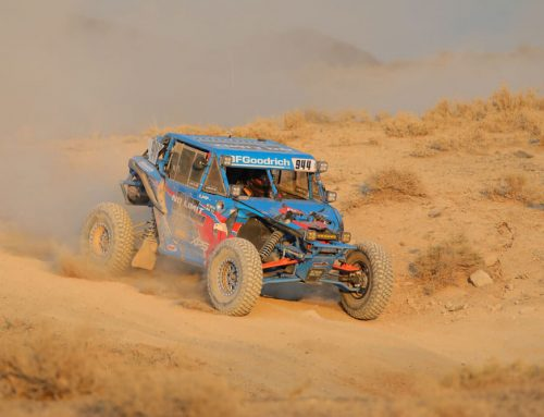 Phil Blurton Wins Second Straight Best in the Desert Championship
